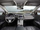 Toyota Venza EU-spec 2012 wallpapers
