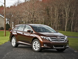 Toyota Venza EU-spec 2012 wallpapers