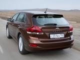 Toyota Venza CIS-spec 2012 wallpapers