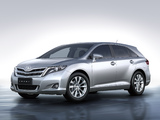 Toyota Venza CIS-spec 2012 wallpapers