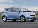 Images of Toyota Verso-S UK-spec 2010