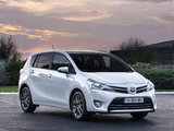 Images of Toyota Verso 2012