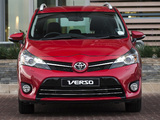 Images of Toyota Verso ZA-spec 2013