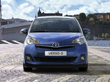 Photos of Toyota Verso-S 2010