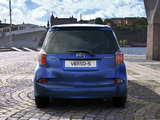 Photos of Toyota Verso-S 2010