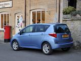 Photos of Toyota Verso-S UK-spec 2010