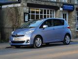 Toyota Verso-S UK-spec 2010 images