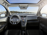 Toyota Verso-S 2010 pictures