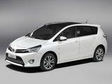 Toyota Verso 2012 wallpapers