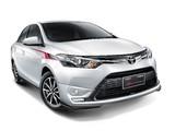 TRD Toyota Vios Sportivo 2013 images