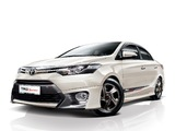 TRD Toyota Vios Sportivo 2013 pictures