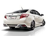 TRD Toyota Vios Sportivo 2013 wallpapers