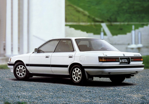 Photos Of Toyota Vista V20 1986 90