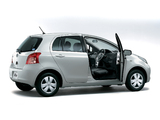 Images of Toyota Vitz 2005–07