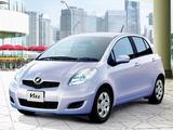 Images of Toyota Vitz 2007–10