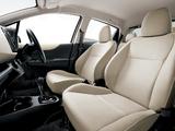 Photos of Toyota Vitz 1.3 F Ciel (NCP131) 2012–14