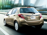 Photos of Toyota Vitz 2014