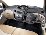 Toyota Vitz 5-door 2001–05 images
