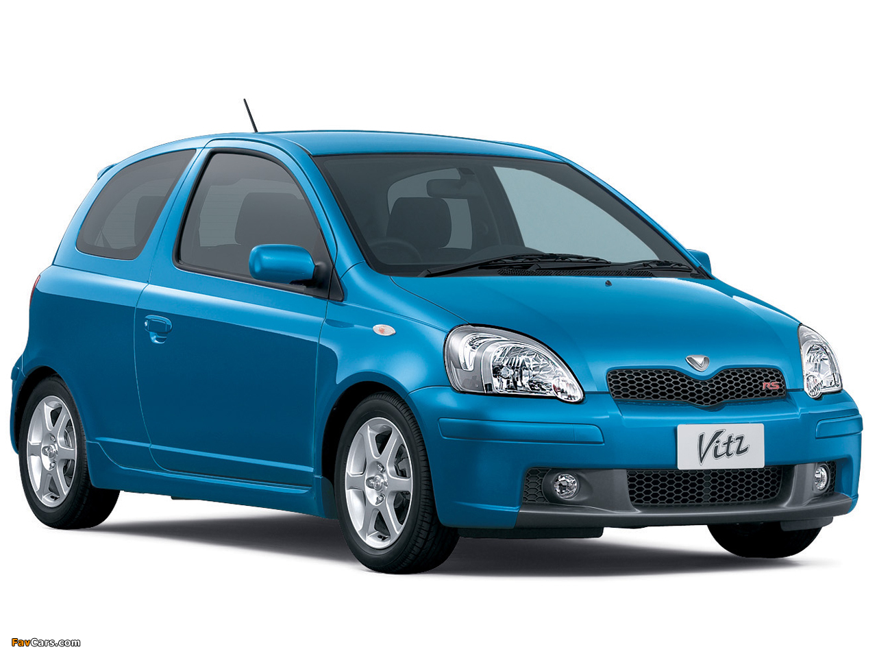 Toyota Vitz Rs V Package 2002 03 Pictures 1280x960