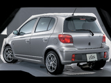 Modellista Toyota Vitz RS Turbo 2003 wallpapers