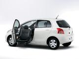 Toyota Vitz 2005–07 images