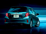 Toyota Vitz RS (NCP131) 2010 wallpapers