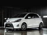 GRMN Toyota Vitz Turbo (NCP131) 2013 photos