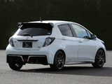 Toyota Vitz RS G Sports Concept (NCP131) 2014 pictures