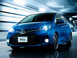 Toyota Vitz RS 2014 pictures