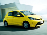 Toyota Vitz 2014 wallpapers