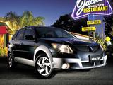 Toyota Voltz 2002–08 pictures