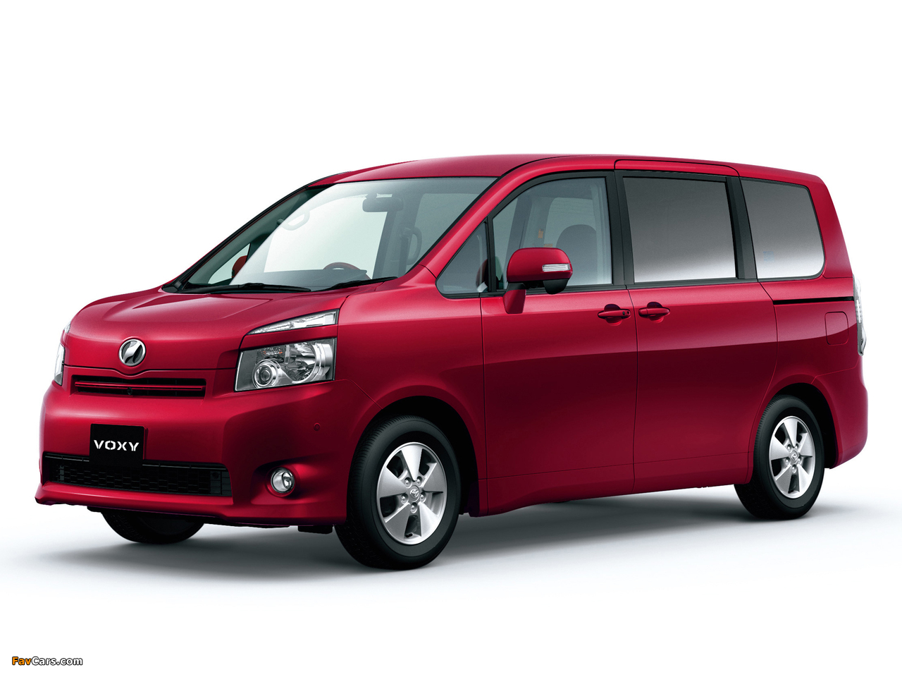 Pictures of Toyota Voxy 2007–10 (1280 x 960)