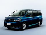 Pictures of Toyota Voxy X 2014