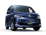 Toyota Voxy ZS 2007–10 photos