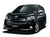 Toyota Voxy ZS Kirameki II 2009–10 pictures