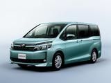 Toyota Voxy V 2014 images