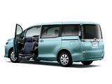 Toyota Voxy Welcab 2014 photos