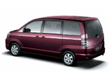 Toyota Voxy 2001–07 wallpapers