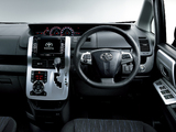 Toyota Voxy ZS 2010 wallpapers