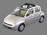Toyota WiLL Vi (NCP19) 2000–01 images
