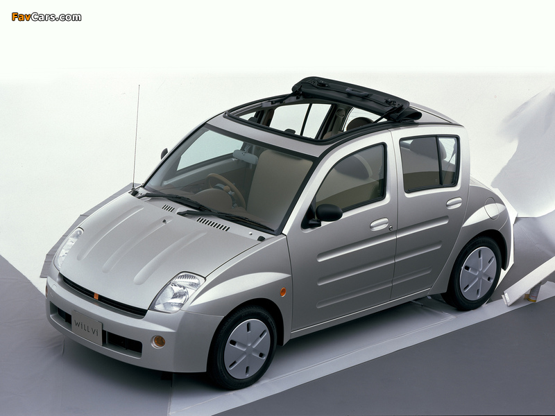 Toyota WiLL Vi (NCP19) 2000–01 pictures (800 x 600)
