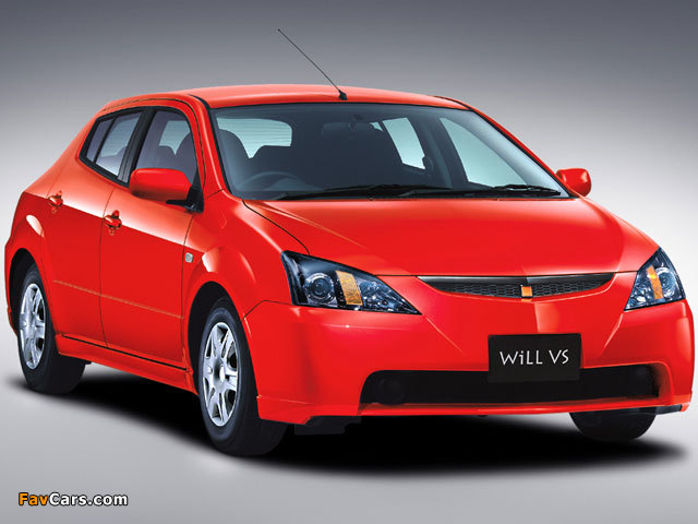 Toyota WiLL VS 2001–04 images (640 x 480)