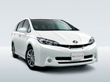 Photos of Toyota Wish S Monotone 2011