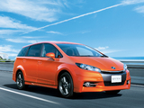Pictures of Toyota Wish 2.0Z 2012