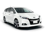 Pictures of Toyota Wish 1.8S Monotone 2013