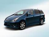 Toyota Wish Z (ZNE10G) 2003–05 wallpapers