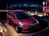 Toyota Wish 2005–09 pictures