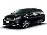 Toyota Wish 1.8S Monotone 2013 photos