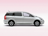 Toyota Wish (ZNE10G) 2003–05 wallpapers
