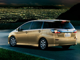 Toyota Wish 1.8 X 2012 wallpapers